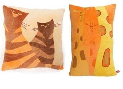 Изображение Жирафы-подушка