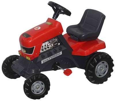 "Изображение Каталка-трактор с педалями ""Turbo"" Арт. 52674"