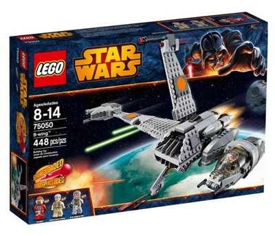 Изображение Истребитель B-Wing  Lego 75050