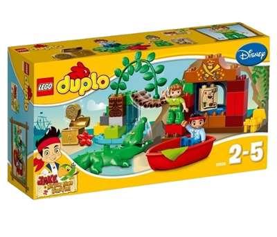 Изображение Питер Пен в гостях у Джейка Lego 10526