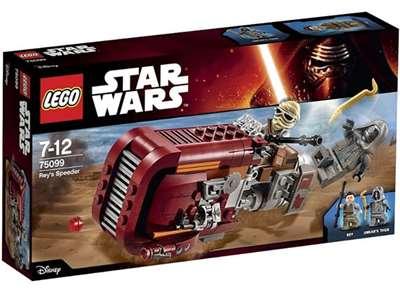Изображение Спидер Рей Lego 75099