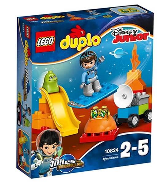 Изображение Космические приключения Майлза Lego 10824