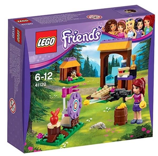 Изображение Спортивный лагерь: стрельба из лука Lego 41120