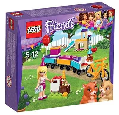 Изображение День рождения: Велосипед Lego 41111
