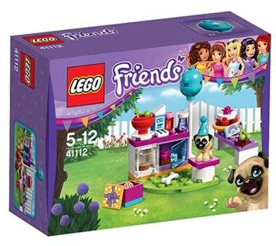 Изображение День рождения: тортики Lego 41112