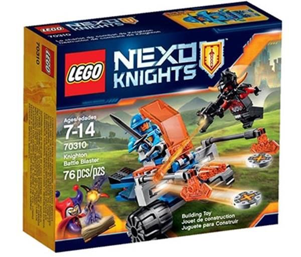 Изображение Королевский боевой бластер Lego 70310