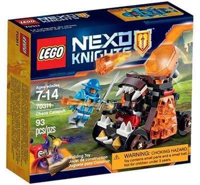 Изображение Безумная катапульта Lego 70311