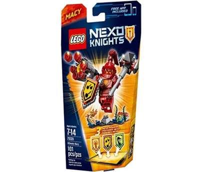 Изображение Мэйси – Абсолютная сила Lego 70331
