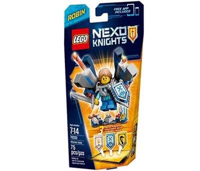 Изображение Робин – Абсолютная сила Lego 70333