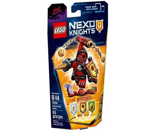 Изображение Укротитель – Абсолютная сила Lego 70334