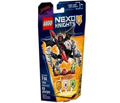 Изображение Лавария – Абсолютная сила Lego 70335
