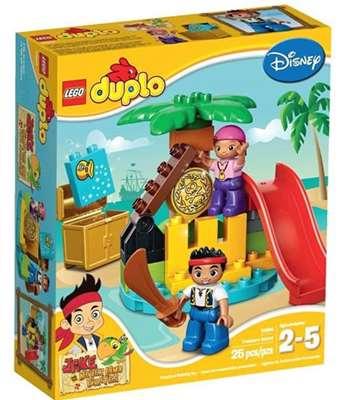 Изображение Остров сокровищ Lego 10604
