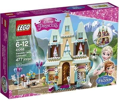 Изображение Праздник в замке Аренделл Lego 41068