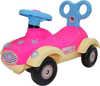 Каталка-автомобиль Буран-2 Wade 43801