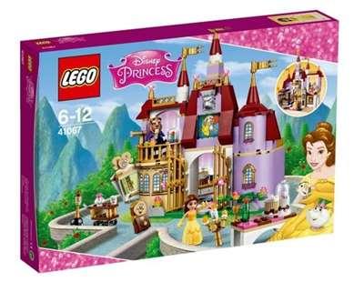Изображение Заколдованный замок Белль Lego 41067