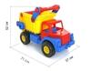 """Изображение """"Автомобиль-самосвал №1"""" с резиновыми колёсами  Арт.37916"""