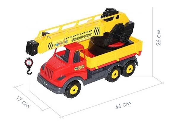 """Изображение """"Муромец"""", автомобиль-кран с поворотной платформой Арт. 56535"""