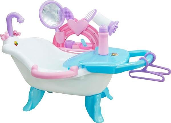 Изображение Набор для купания кукол №2 с аксессуарами (в коробке) Арт.58607
