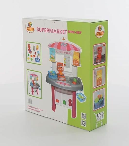 """Изображение Набор-мини """"Супермаркет"""" (в коробке) Арт. 58614"""