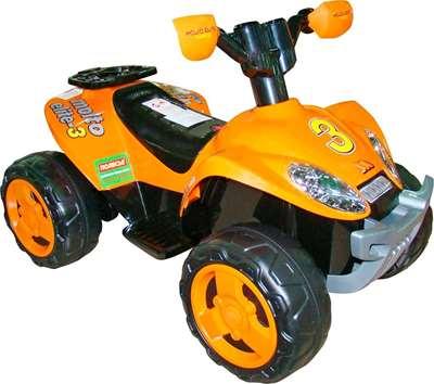 """Изображение Квадроцикл """"Molto Elite 3"""", 6V (O) Арт. 35899"""
