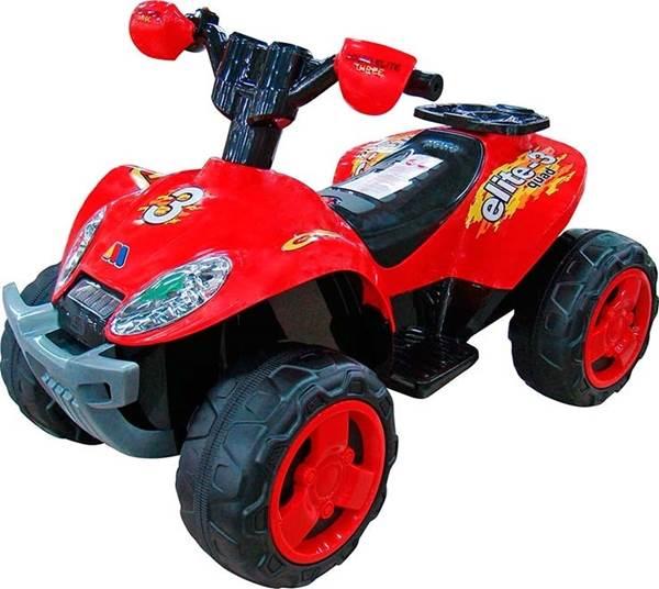 """Изображение Квадроцикл """"Molto Elite 3"""", 6V (R) Арт. 35905"""