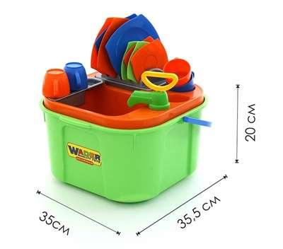 """Изображение Набор """"Мини-посудомойка"""" (в коробке) Арт.42002"""