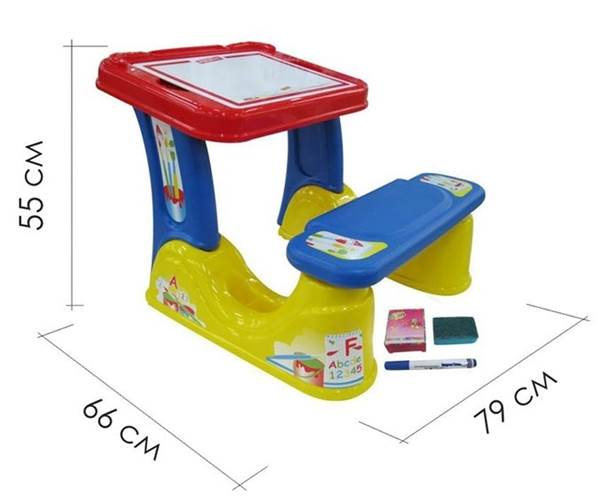 """Изображение """"Набор дошкольника с принадлежностями"""" (в коробке) Арт. 36667"""