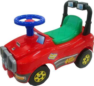 Изображение Автомобиль Джип-каталка (красный) Арт. 62857