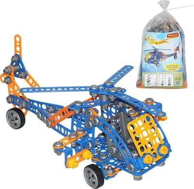 """Изображение Конструктор """"Изобретатель"""" - """"Вертолёт №2"""" (232 элемента)  Арт. 55033"""