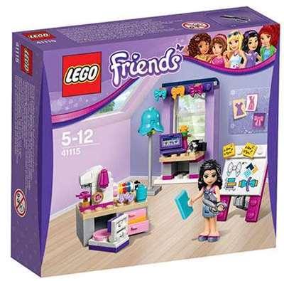 Изображение Lego Friends 41115 Творческая мастерская Эммы