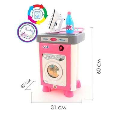 """Изображение Набор """"Carmen"""" №2 со стиральной машиной (в коробке) Арт. 57907"""