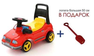 Изображение Каталка-автомобиль спортивный Вихрь Арт.7994