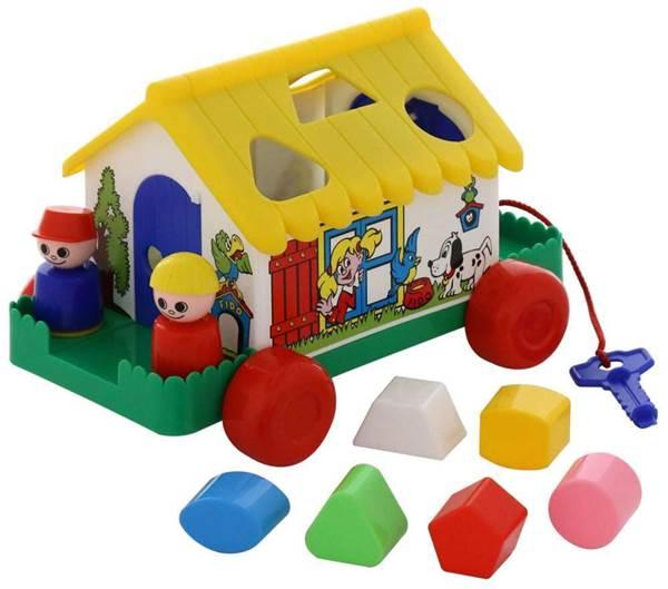 Изображение Игровой дом (в сеточке) Арт. 6202