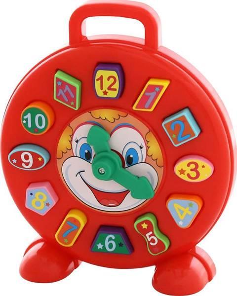 """Изображение Часы """"Клоун"""" в (сеточке) Арт. 62741"""