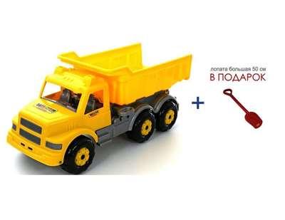 "Изображение ""Буран"" №2, автомобиль-самосвал (жёлтый) Арт. 43665"