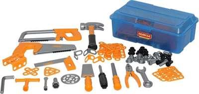 Изображение Набор инструментов №9 (156 элементов) (в контейнере) Арт. 54982