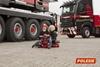 """Изображение 202-01 """"MAMMOET"""", мега-экскаватор колёсный  Арт. 56740"""