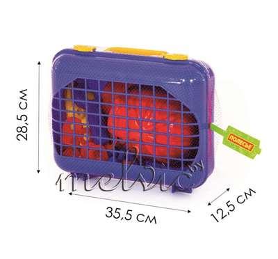 """Изображение Набор """"Механик 2"""" (31 элемент) (в чемодане) Арт. 43184"""