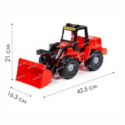 """Изображение """"MAMMOET"""" """"Техник"""", трактор-погрузчик Арт. 77332"""