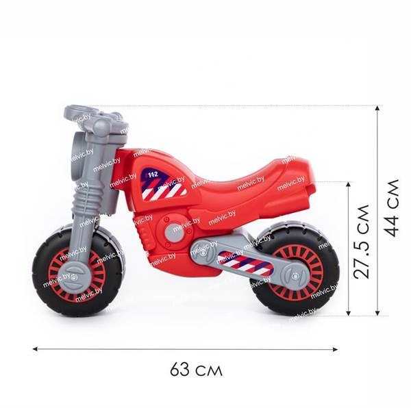 """Изображение Мотоцикл """"Моторбайк"""" пожарный (NL) Арт. 78650"""