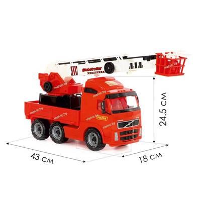 """Изображение """"Volvo"""", автомобиль пожарный Арт.8787"""