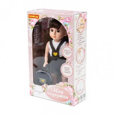 """Изображение Кукла """"Вика"""" (36 см) в школе (в коробке) Арт. 79329"""