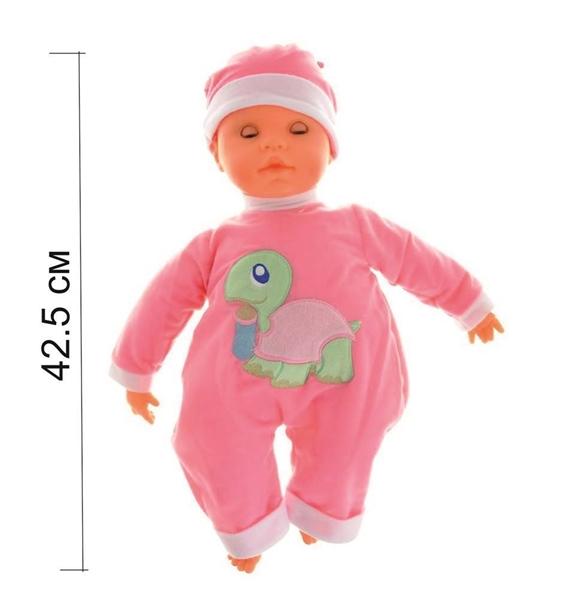 """Изображение Кукла """"Пупс"""": озвученная, реагирует на прикосновения Арт. 48951"""