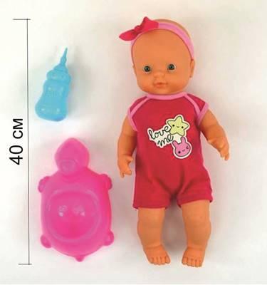"""Изображение Кукла """"Пупс"""": пьёт и ходит на горшок Арт.39347"""
