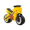 "Изображение Каталка-мотоцикл ""МХ"" (Жёлтая) Арт. 80578"