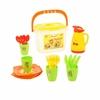 """Изображение Набор посуды для кукол """"Пикник """"ТРИ КОТА"""" (21 элемент, в контейнере) Арт. 72948"""