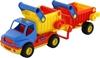 """Изображение """"КонсТрак"""", автомобиль-самосвал с полуприцепом Арт. 0360"""
