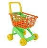 Изображение Тележка для маркета (зелёная)  Арт. 7438