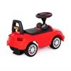 """Изображение Каталка-автомобиль """"SuperCar"""" №5 со звуковым сигналом (красная) Арт.84583"""